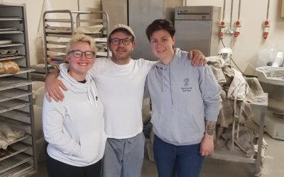 Donegal Craft Bakery – A day in the life of Franck